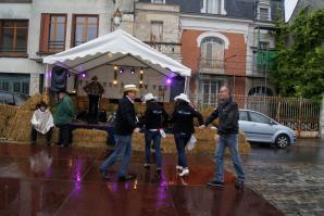Les 100 tiags de Saint Martin d'Abbat (45) aux Automnales d'Etampes (91)