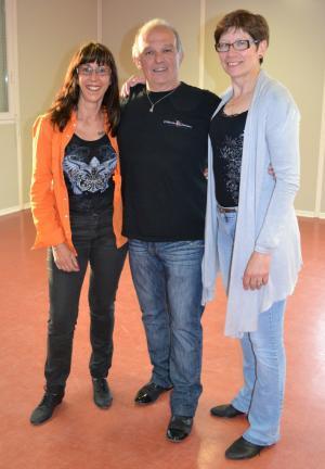 Nathalie, Jean-Claude, Corine