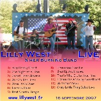 Lilly west live